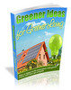Thumbnail Greener Living For a Greener World